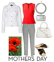 What To Wear Over 40 To Mother's Day Brunch