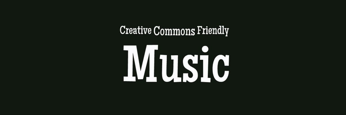 Headline for Creative Commons Tools for Digital Projects: MUSIC