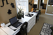 Home Office | Enough Space For Two: Tips On Creating Double-Duty Home Offices