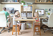 Home Office | 15 Great Home Office Ideas | Inspired Snaps