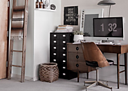 Home Office | 5 Inspiring Masculine Workspaces to Get Your Creativity Flowing