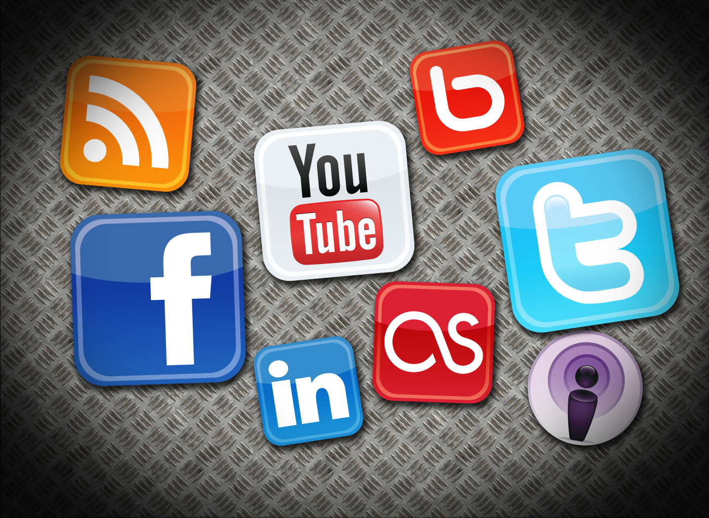 Social Networks we Specialise in @ Ariel Levin, Social Media & Brilliant Ideas