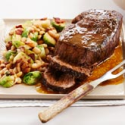 Slow Roasted Beef - Coles Recipes & Cooking