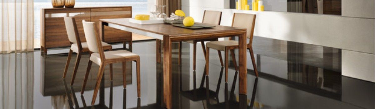Headline for Luxury Dining Table Trends 2015