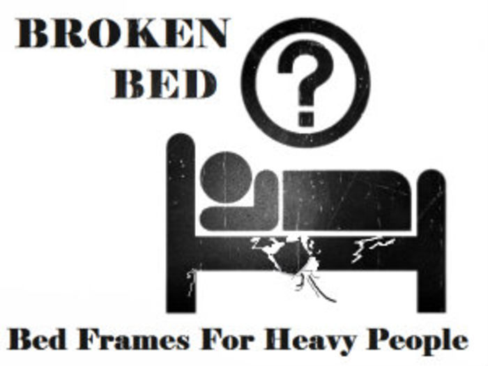 Bed Frames That Can Support  Lbs