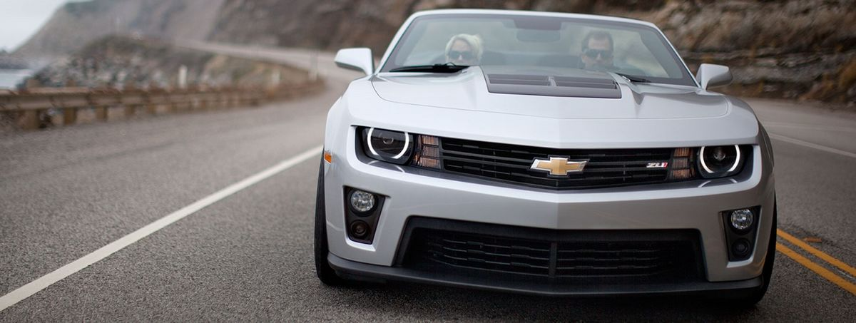 Headline for Top Ten Muscle Cars of 2015