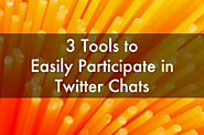 3 Tools to Easily Participate in Twitter Chats - Instructional Tech Talk