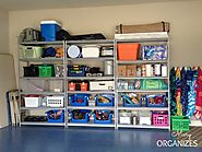 My Garage Cleanup: [How to] Maintain an Organized Garage