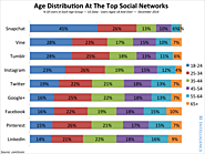 THE SOCIAL DEMOGRAPHICS REPORT: A breakdown of who's on each of the different social networks