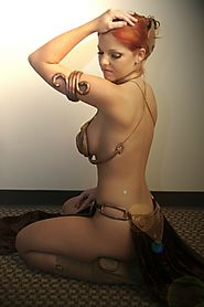 South Florida Models and Actor A-List | Summer Ramey : Cosplay: Slave Leia