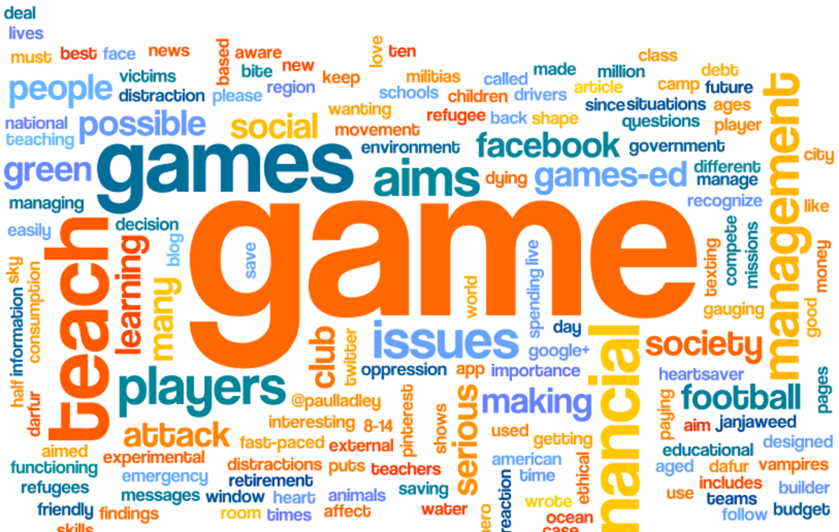 thesis game based learning