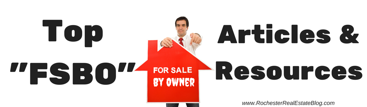 Headline for Top For Sale By Owner (FSBO) Articles & Resources