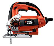 Review: Black & Decker JS660 Jig Saw (120Volts 5-amp)