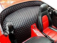 CarbonMiata Rear Parcel Shelf Cover for NA Miata MX-5