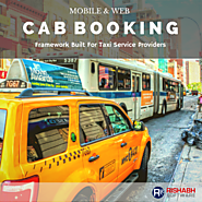 How Apps based Booking Drive Change in Taxi Industry? | Cloud based solution to manage booking process for taxi service provider