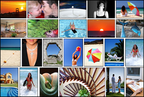 List of Websites for Stock Photography