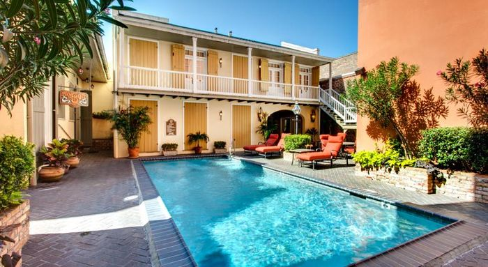 best new orleans hotels in the french quarter a listly list. Black Bedroom Furniture Sets. Home Design Ideas
