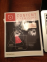 Content Chemistry Reviews | Beneath that easy-to-read style lies thought-provoking information...