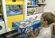 Lego Uses Augmented Reality to Bring Products to Life