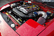 Cold Air Intake for the Mazda Miata MX-5