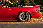 Mazda Miata MX-5 Performance Wheels and Tires