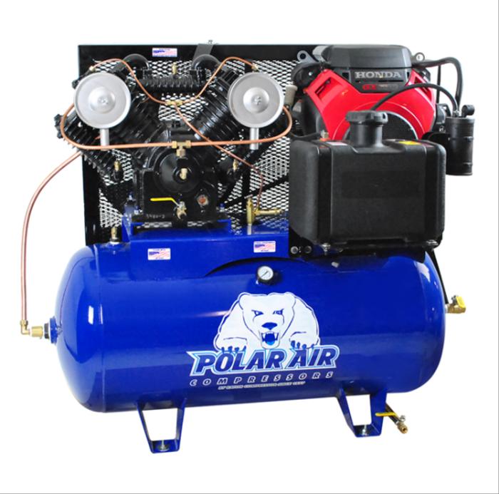 Gas Drive Polar Air Compressors Made In Usa A Listly List
