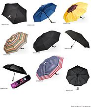 Best Automatic Folding Travel Umbrellas | Best Lightweight Automatic Folding Travel Umbrellas