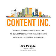 Content Inc. by Joe Pulizzi | Forbes Welcome