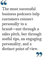Content Inc. by Joe Pulizzi | Is a Podcast Right for Your Small Business?
