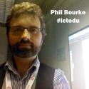 #ictedu Audio | Phil Bourke at #ictedu