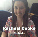 #ictedu Audio | Rachael Cooke illustrated #ictedu