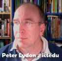#ictedu Audio | Peter Lydon on Gifted Education #ictedu