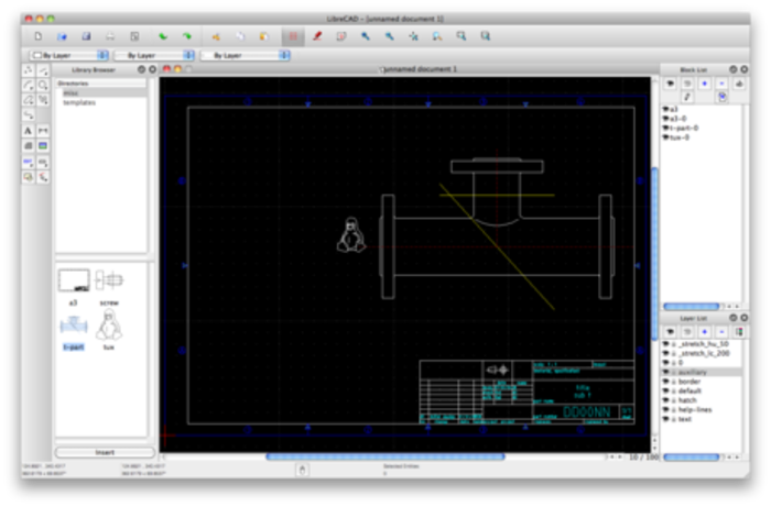 Open source cad software a listly list Opensource cad dwg