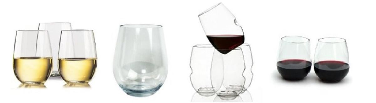 Best Unbreakable Stemless Wine Glasses - Rating and Reviews