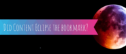 #58 While Content Lay in Shock, Did Bookmarks Die?