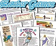 Easter Party Games Pack
