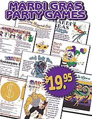 Mardi Gras Games Pack
