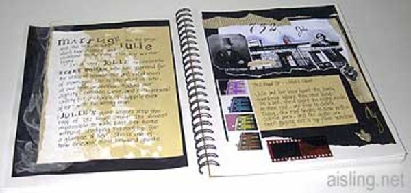 how to create and sell journals