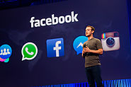 Nearly half of Facebook's users only access the service on mobile