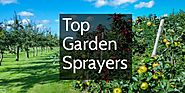 Best Rated Garden Backpack Sprayer Reviews