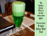 Soda Fountain Favorites | Green River