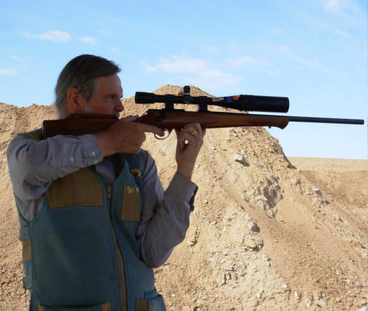 Got To Our Shooting Area Before Most Of: 4 Ways To Eliminate Shotgun Shoulder Bruising