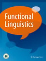 Online Journals for English Language Teachers | Functional Linguistics - a SpringerOpen journal