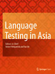 Online Journals for English Language Teachers | Language Testing in Asia - a SpringerOpen journal