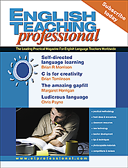 ETprofessional brings you practical tips and tested lesson plans to improve your teaching practice