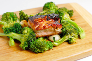 Salmon Kabayaki - Pan Fried Salmon Recipe