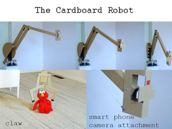 Examples of Prosthetic Arm Challenge Project Designs | A
