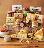 Supreme Meat and Cheese Gift Box - Harry & David