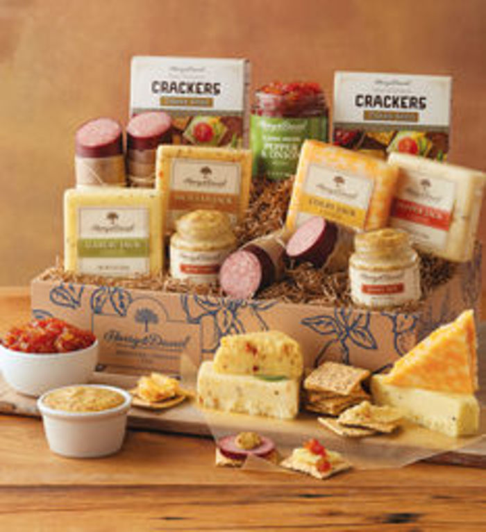 Best Gifts For Foodies Top Meat And Cheese Gift Baskets