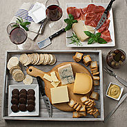 Best Gifts for Foodies - Top Meat and Cheese Gift Baskets and Sets for 2016-2017 | The Little Bit of Everything Collection - igourmet.com